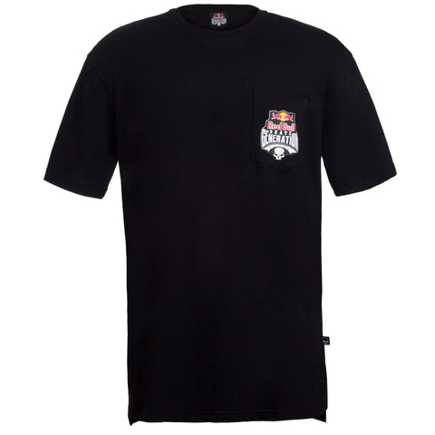 T-shirt Red Bull pocket SK8
