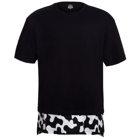 T-shirt Red Bull camo bowl