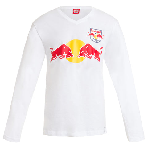 T-shirt manga longa Red Bull Brasil replica
