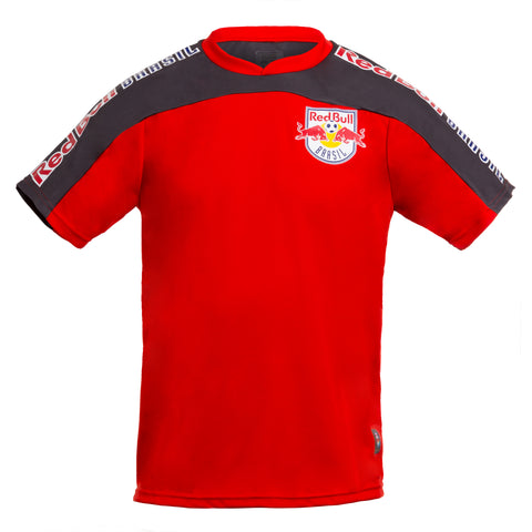T-shirt Red Bull Brasil basic funcional