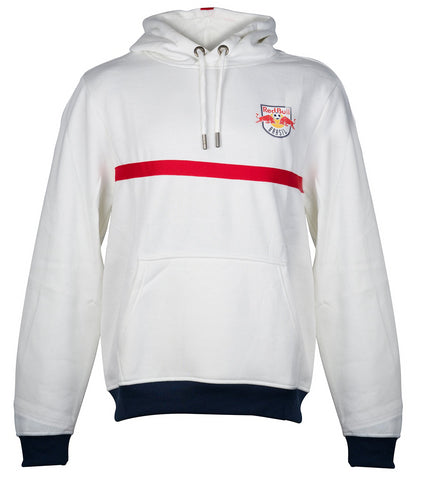 Moletom Red Bull Red Stripe Branco