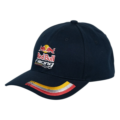 BONÉ RED BULL RACING CURVAS