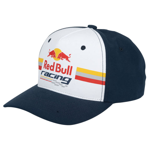 BONÉ RED BULL RACING LISTRAS