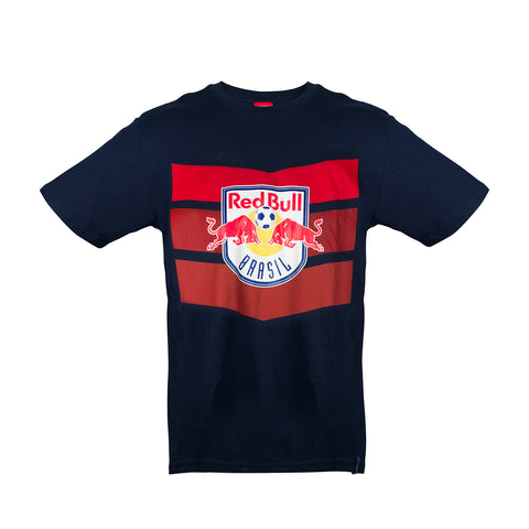 CAMISETA RED BULL BRASIL STRIPES