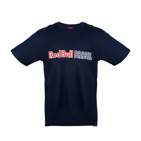 CAMISETA RED BULL BRASIL TEAM