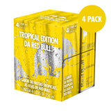 Red Bull Tropical Edition - 4 Latas