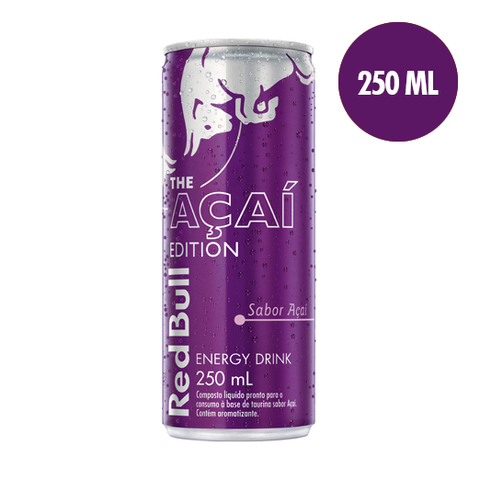 Red Bull Açai Edition