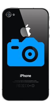 Apple iPhone 4S Rear Camera Repair