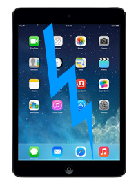 Apple iPad Mini 2 Front Glass Repair (Glass only)