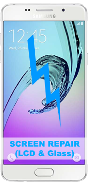 Samsung Galaxy A3 A310 (2016) Screen Repair (LCD & Glass)