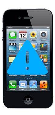 Apple iPhone 4S Software Fix
