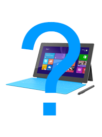 Microsoft Surface Pro 2 Full Diagnostic Service