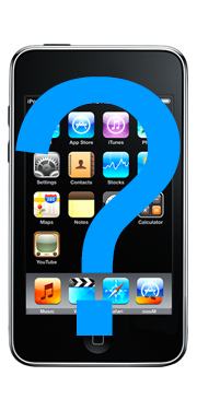 Apple iPod Touch 3rd Gen Full Diagnostic Service
