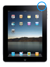Apple iPad 1 Power Button Repair