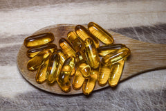 Fish oil healthy heart