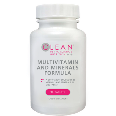 Multivitamin and Minerals Formula