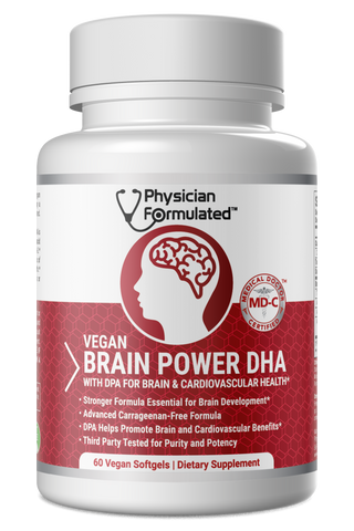 Brain Power Vegan DHA