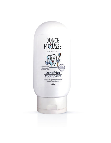 dentifrice douce mousse