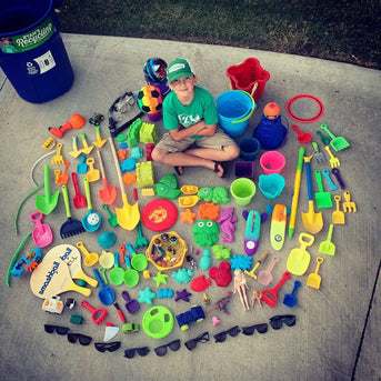 KidsLuv Partners with Ryan Hickman to Celebrate National Recycling Day