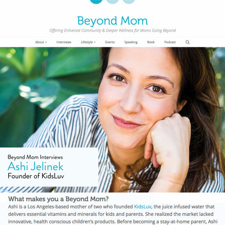 As Seen on: BeyondMom.com