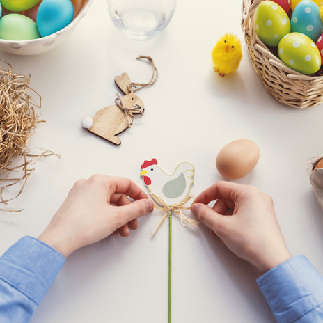 E-Z Easter DIY Ideas