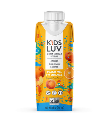 Peach Me, I'm Orange - KidsLuv