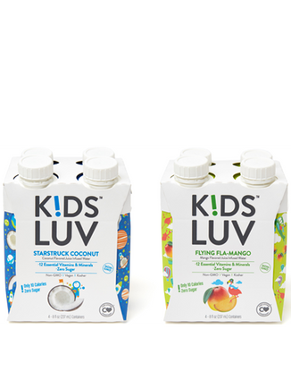 Mango & Coconut Variety Pack | Facebook Shop - KidsLuv