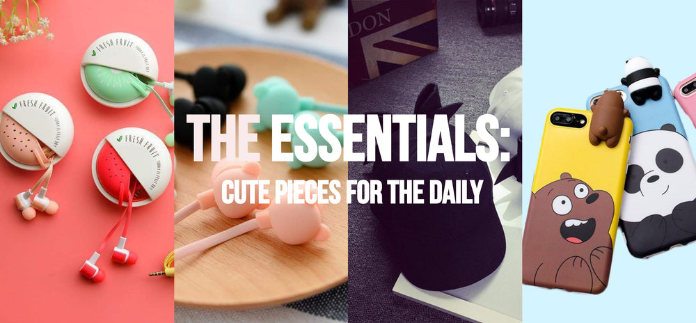 Simple Essentials: Cute Everyday Pieces