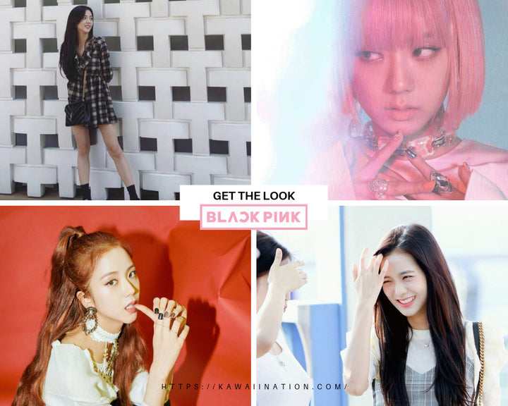 Get the Look: BLACKPINK Jisoo's Aesthetic