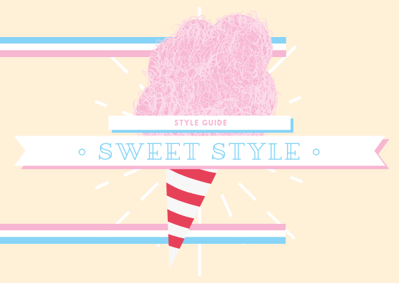 Style Guide: The Looks as Sweet as Candy