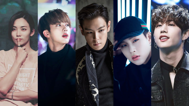 Styles You Desire: Boy Group Edition Part One!