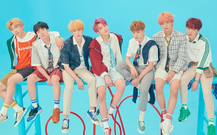 Get The Look: BTS IDOL!