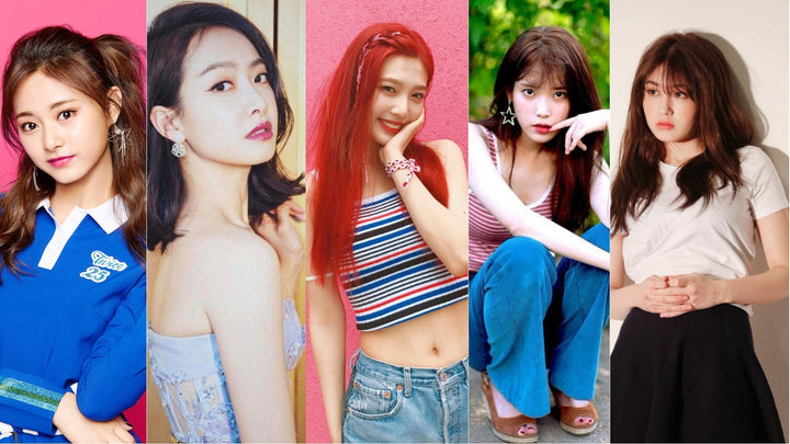 Kpop Idol Fashion Inspired Outfits Red Velvet Iu F X Ioi