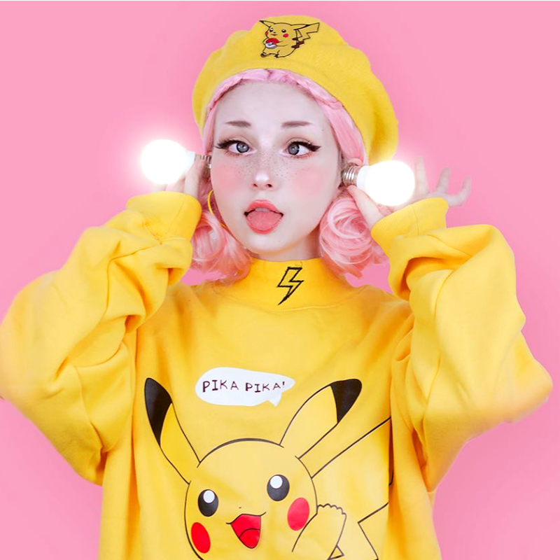 Pikachu Turtleneck