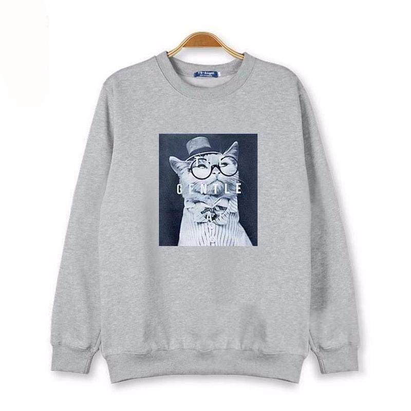 """The Gentle and Lovely Cat"" Sweaters"