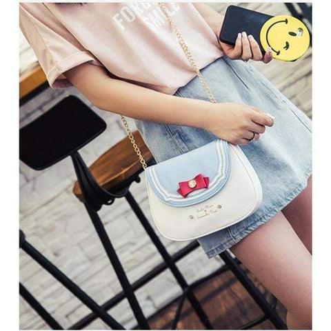 """Sailor Girl"" Crossbody Bag - Kawaii Nation"