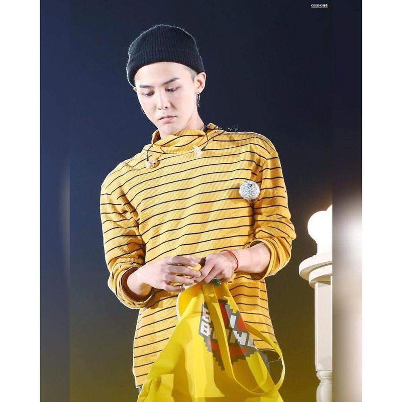"""Golden G-Dragon"" Turtleneck"