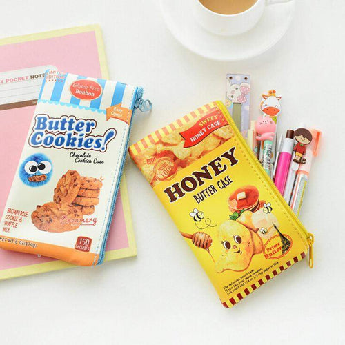 """Yummy Snacks"" Pencil Case"