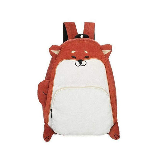 """Foxy"" Soft Backpack"