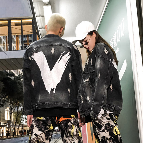 """Vendetta"" Jean Jacket"