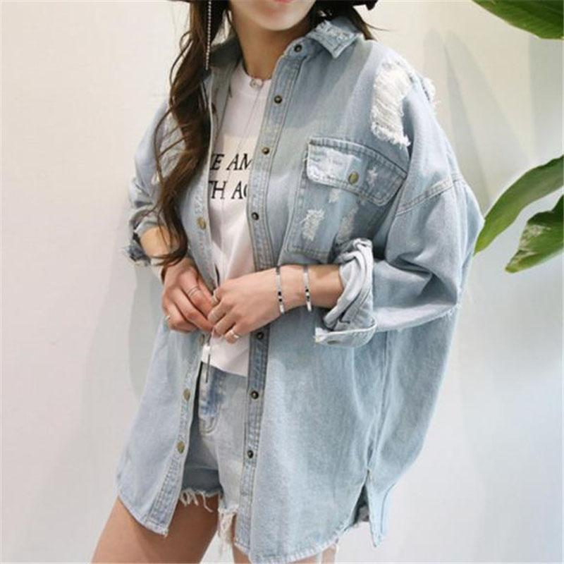 """Modern Romantic"" Denim Jacket"