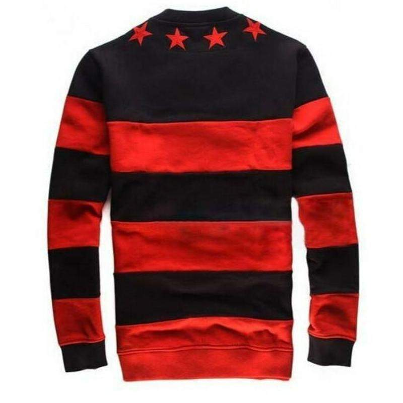 """Stars and Stripes"" Sweater"