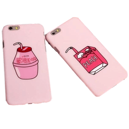 """Yummy Drinks"" Phone Case"