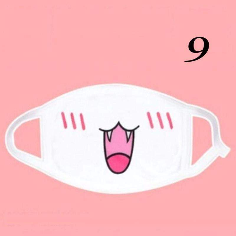 """Kawaii Emoji"" Mask"