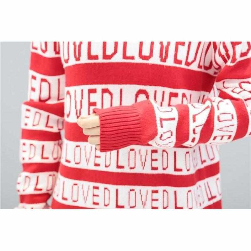 """Loved"" Sweater"