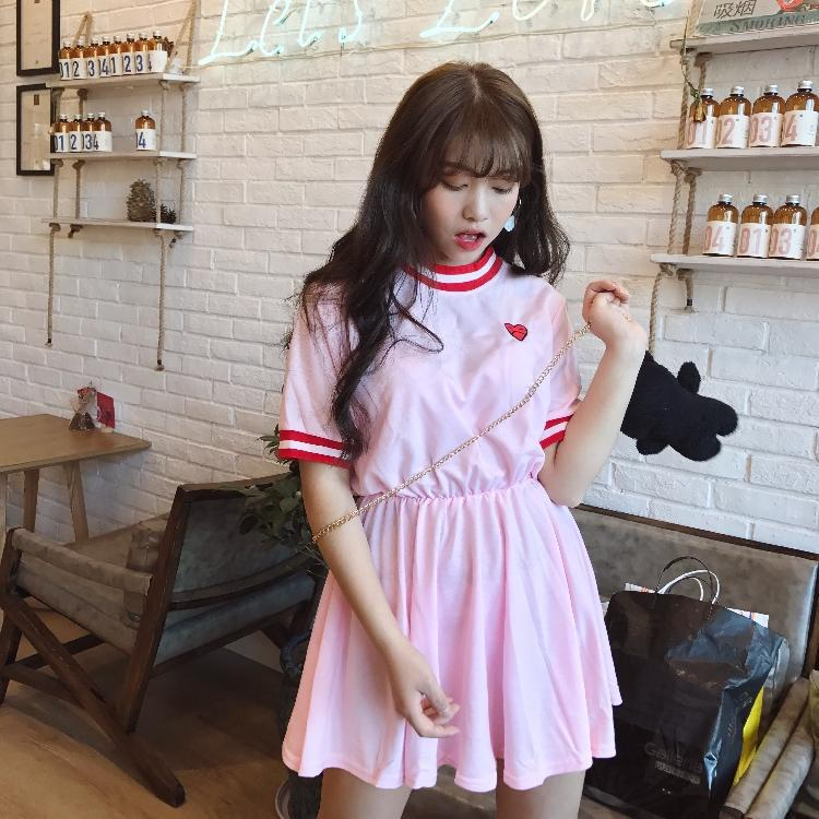 """Sad Heart"" Dress"