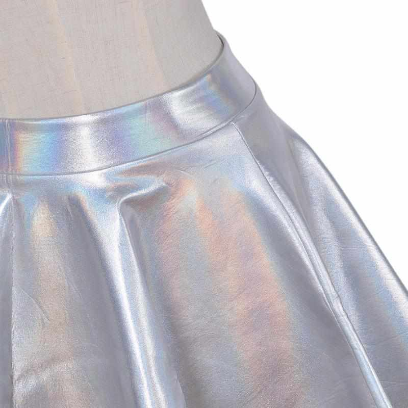"""Holographic"" Skirt"