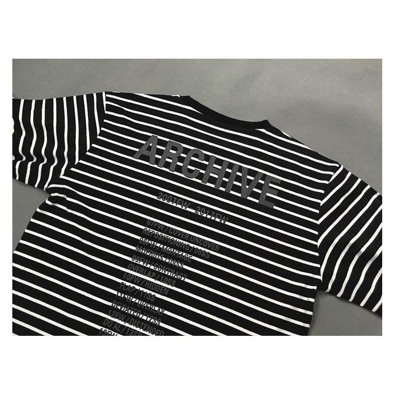 """Noir Layered"" Long Sleeve"