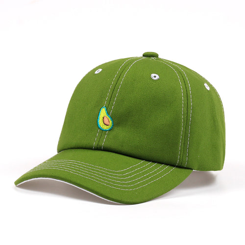 """Avocado"" Cap - Kawaii Nation"