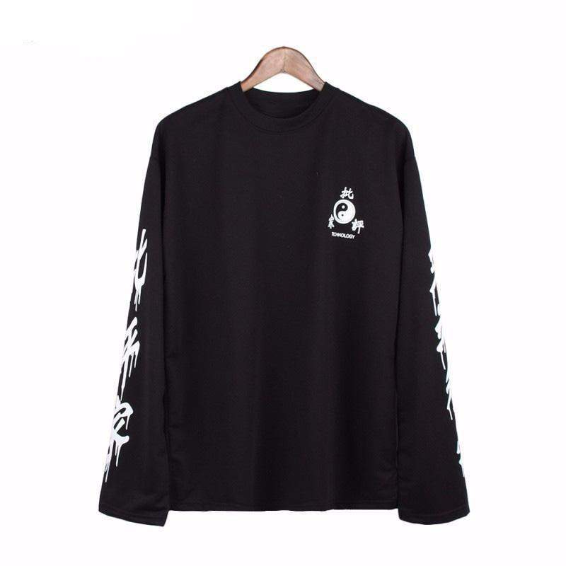 """Critic"" Long Sleeve - Kawaii Nation"